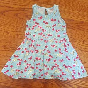 Baby Gap Cherry Swing Dress